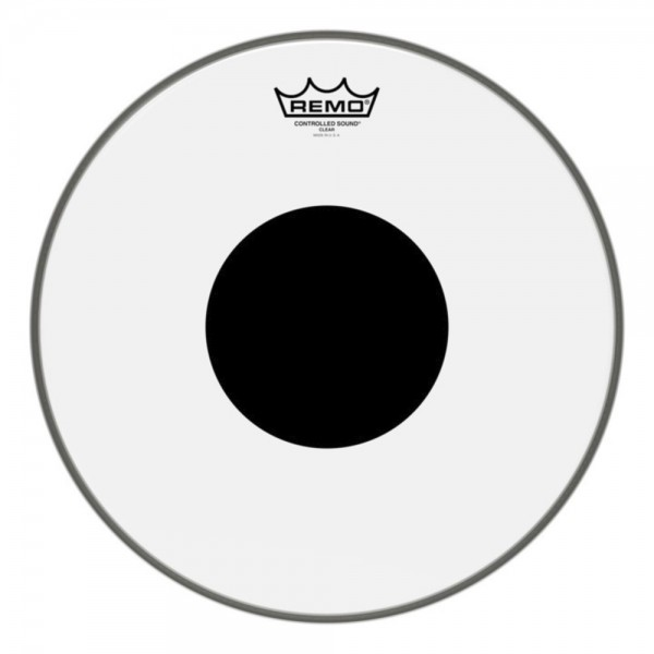 "Remo Schlagzeugfell 22"" CS Ambassador Transparent Bassdrum"