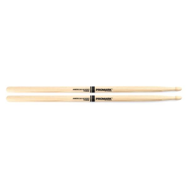 Promark TX5BW Wood Tip 5B Drumsticks