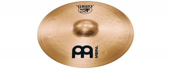 Meinl Cymbals C21MR Classics Serie Medium Ride Becken