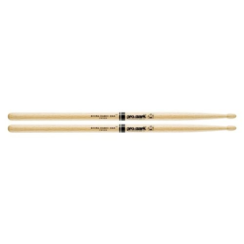 Promark PW5BW Wood Tip 5B Drumsticks