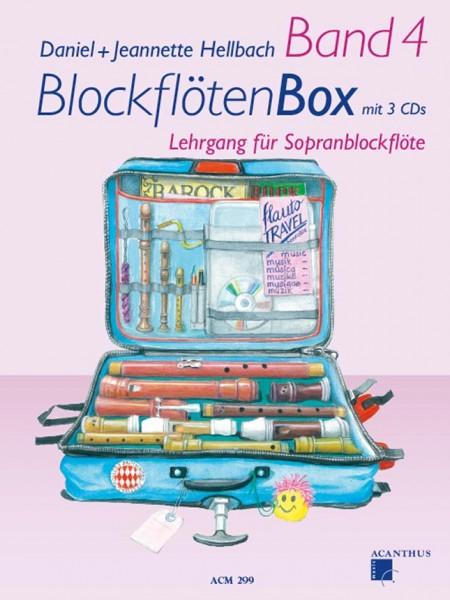 Blockflötenbox Band 4