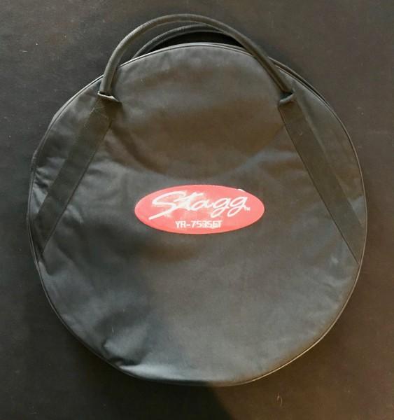 Stagg Cymbal Bag schwarz