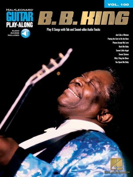 Guitar Play-Along Vol. 100: B.B. King