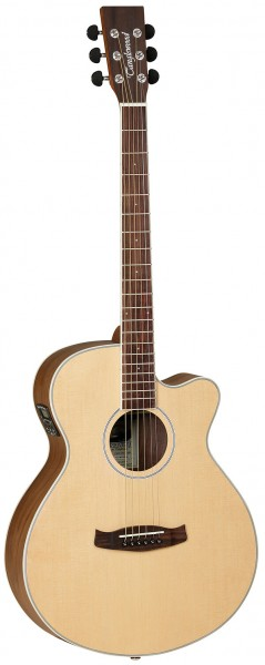 Tanglewood Westerngitarre DBTSFCEBW Discovery Exotic