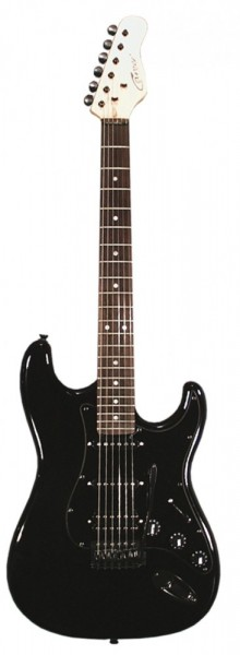 Career Stage-2 E-Gitarre black HSS