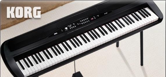 Korg SP-280 DIGITAL PIANO