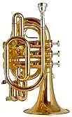 Kühnl & Hoyer B-Taschentrompete POCKET Malte Burba