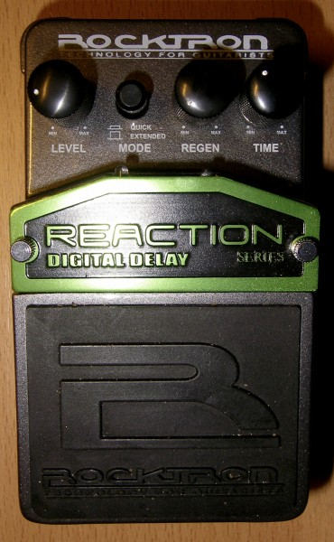Rocktron Reaction Digital Delay