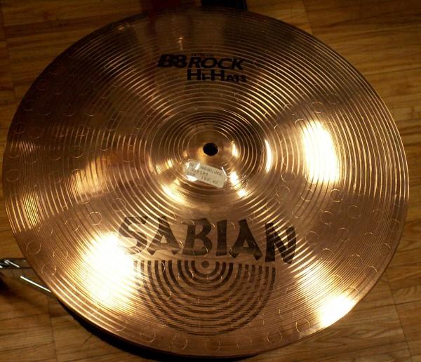 Sabian B8 Rock Hi-Hat 14