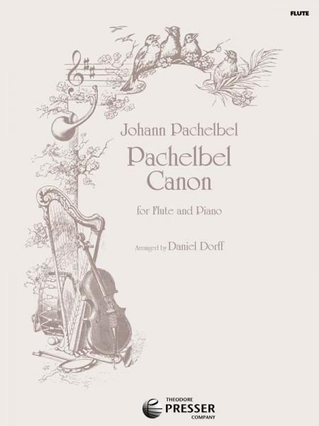 Pachelbel Canon Johann Pachelbel Flute