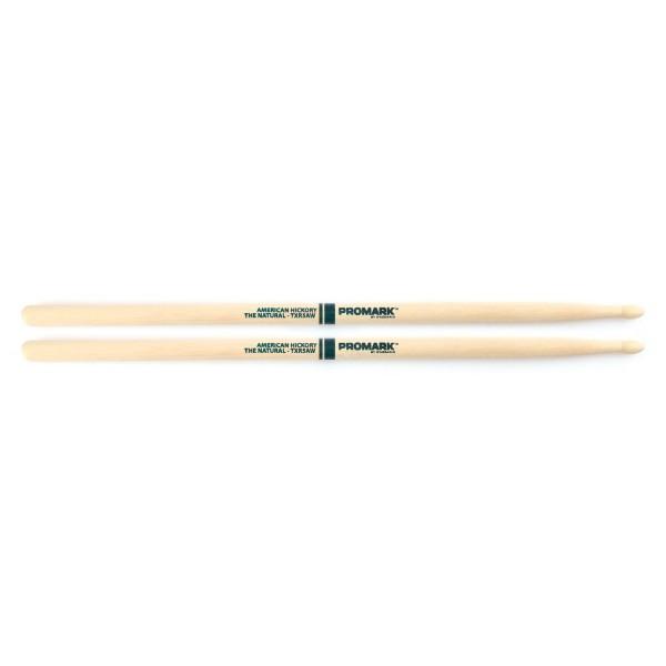 Promark TXR5AW Natural Wood Tip 5A Drumsticks