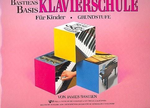 Bastiens Basis Klavierschule für Kinder Grundstufei