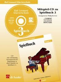 CD zu Spielbuch 3 - Mietspiel CD