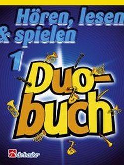Hören,lesen & spielen Duobuch Band 1 Bariton/Euphonium in C im Baßschlüssel