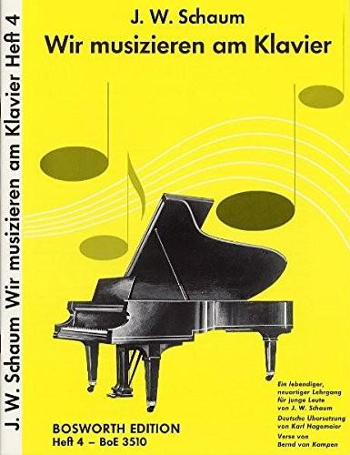 Wir musizieren am Klavier Band 4