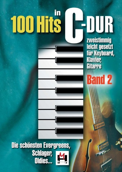 100 Hits in C-Dur - Band 2