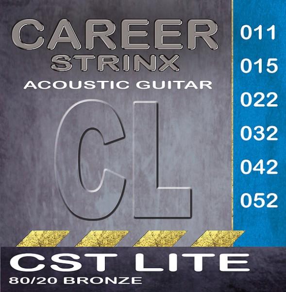 Career Acoustic Gitarren Saiten CL 011-052