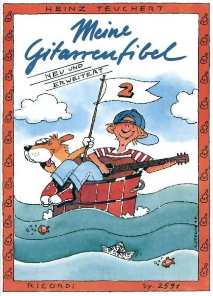 Meine Gitarrenfibel von Heinz Teuchert Band 2