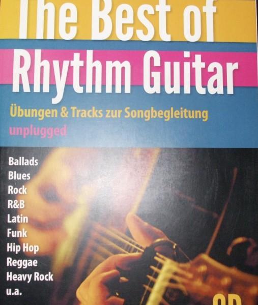 The Best of Rhythm Guitar mit CD