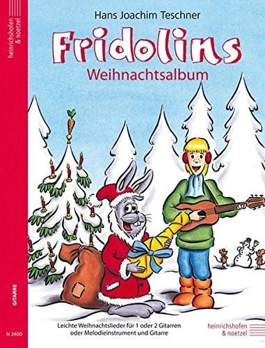 Fridolins Weihnachtsalbum Hans Joachim Teschner