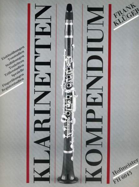 Klarinetten-Kompendium Frank Klüger