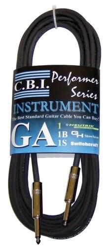 Gitarrenkabel 3m CBI Performer Serie