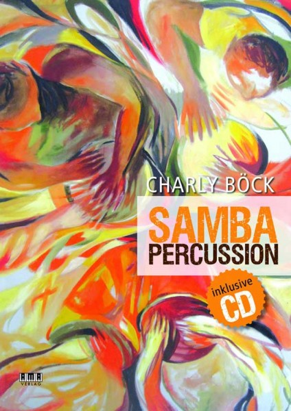 Samba Percussion incl. CD Charly Böck