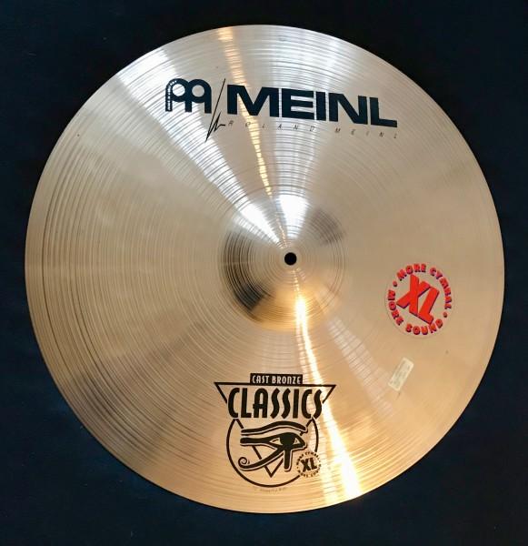 "Meinl Cymbal Classic Serie 20"" Powerful Ride XL"