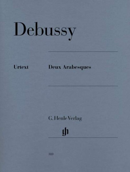 Deux Arabesques Claude Debussy
