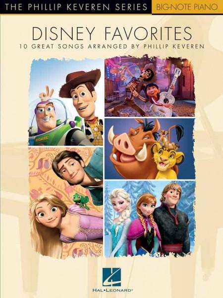 Disney Favorites The Phillip Keveren Series