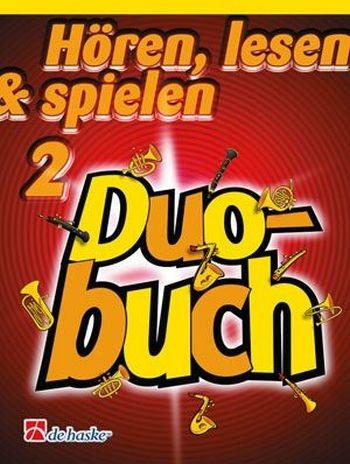 Hören,lesen&spielen Duobuch Band 2 Posaune in C im Baßschlüssel