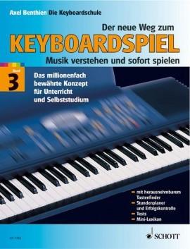 Der neue Weg zum Keyboardspiel ohne CD Band 3