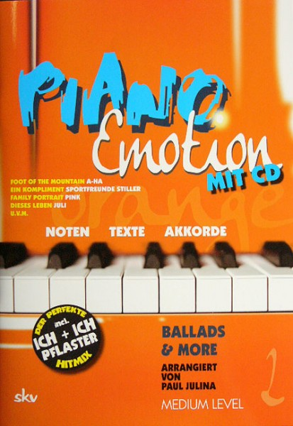 Piano Emotion Band 2