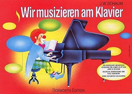 Wir musizieren am Klavier Band 1
