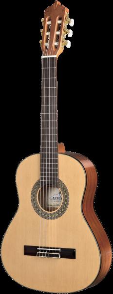 ARTESANO Konzertgitarre, Estudiante XA-3/4, Mensur 58 cm,3/4-Größe,