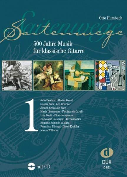Saitenwege von Otto Humbach Band 1
