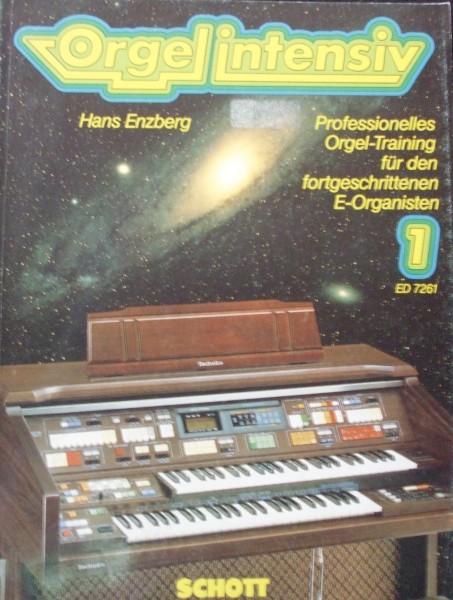 Orgel Intensiv Band 1 Hans Enzberg