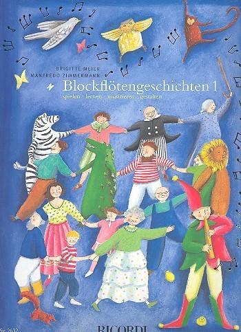 Blockflötengeschichten Band 1