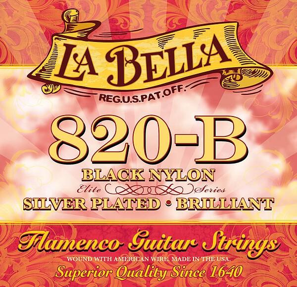 La Bella Classic Flamenco Gitarren Saiten