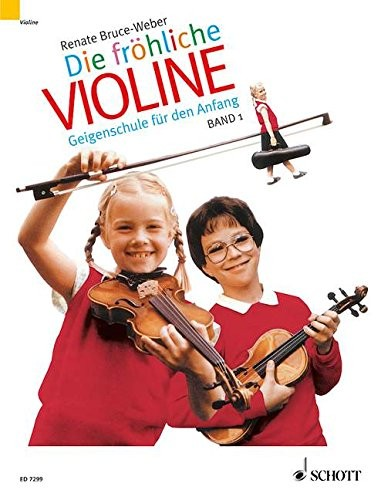 Die fröhliche Violine Band 1
