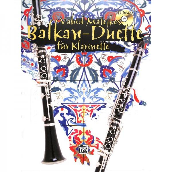 Balkan Duette für Klarinette