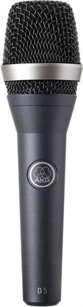 AKG Gesangsmikrofon D 5