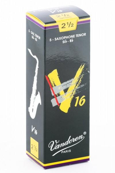 Vandoren Blätter V 16 Tenor Saxophon 2,5