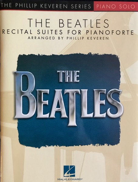 The Beatles For Classical Piano Phillip Keveren Series