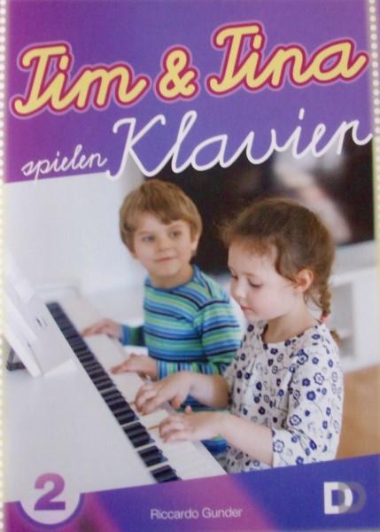 Tim + Tina spielen Klavier Band 2