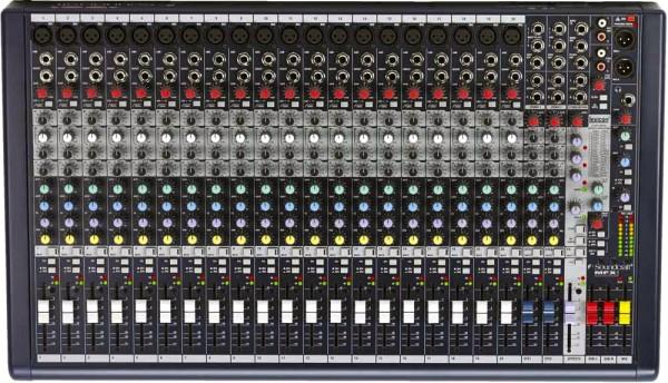Soundcraft MFXi 20 Kompakt Mischpult