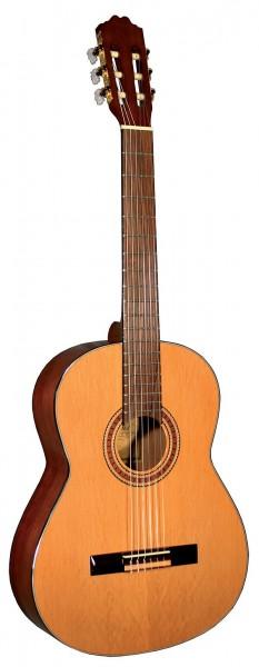Kirkland Classic Gitarre Mod. 15 massive Zedern Decke