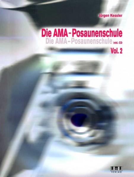 Die AMA-Posaunenschule Vol. 2 Jürgen Kessler