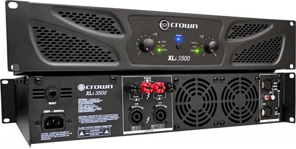 Crown XLi 3500 Endstufe 2x 1350 W