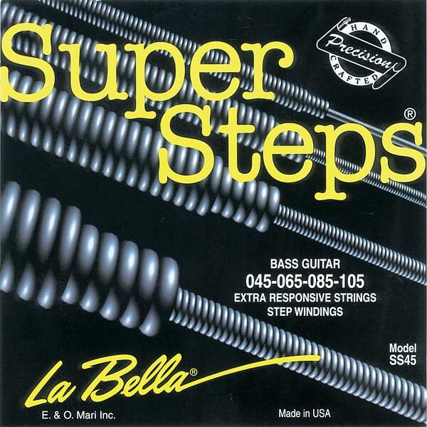 La Bella Bass Gitarren Saiten SS 45